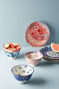 Anthropologie Favorites:: Spring Home Presale Ceramic Bowls, Ceramic Pottery, Dining Ware, Anthropologie Home, Interior Decorating, Interior Design, Mocca, Plates And Bowls, Spring Home