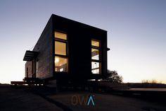 OWA, Chile. Casas prefabricadas de madera a pedido.