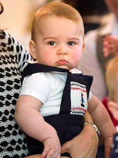 If the royal thing doesn't work out, he clearly has a future in modeling. So long as the hairline holds out.