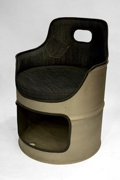 Recycled seat