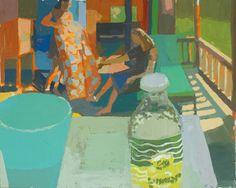 Susan Lichtman - Paintings - Gross McCleaf Gallery Philadelphia