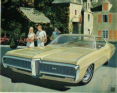 1968 Pontiac Grand Prix