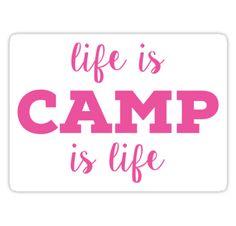 #MadEDesigns #HappyCamper #camp #stickers