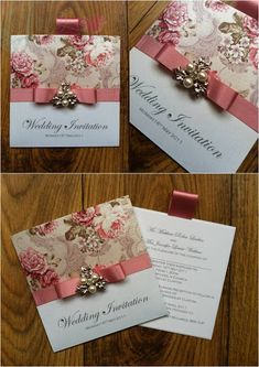 Beautiful custom hand crafted wedding stationery. Wedding invitations, wedding save the dates, wedding table plans, wedding menus and any other wedding stationery you can think of. Other custom Invitations / Stationery also available Based in Solihull in the West Midlands (near Birmingham).