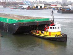 I love tug boats!