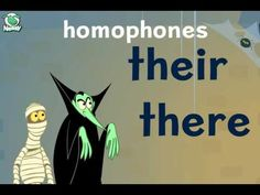 Learn homophones with Nessy. #dyslexia