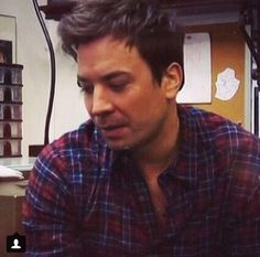 James Thomas, Jimmy Fallon, Jimmy Jimmy, Save From Instagram, Madly In Love, Saturday Night Live, Man Humor, Comedians, I Movie