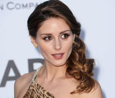 10 Beach-to-Bar Hair Looks: Loosen Up. Copy Olivia Palermo's carefree braid by loosely working sections together. #SelfMagazine #Hair