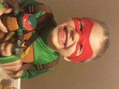 It's Turtle Time! Birthday with the Ninja Turtles. TMNT Sisters2Mothers.com