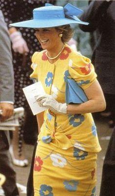 Diana, June 1987