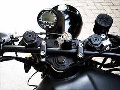 MOTOCICLETTE CHEMICAL GARAGE: bmw k100 bobber