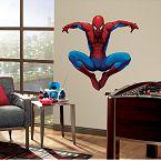 Wallstickers - Veggdekor - Spiderman - XXL