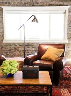 Awesome Masculine Living Spaces