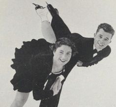 Skate Guard: The 1951 European Figure Skating Championships