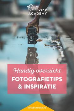 Here you will find the complete overview of photography tips by subject. Do you want to know more about composition, depth of field or just get the hang of the basics? tips