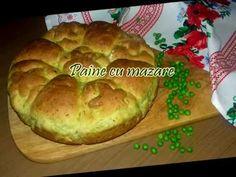 Pâine cu mazăre Bread, Amp, Youtube, Food, Brot, Essen, Baking, Meals, Breads