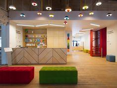 Garage CCC Education Center in Moscow / FORM Bureau