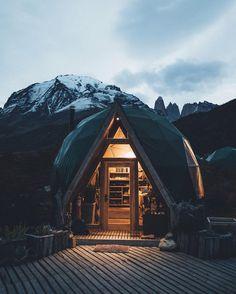 Patagonian getaway. 🇨🇱