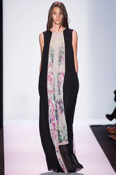2014 caftan  runway | TRAVELLING WITH A HINT OF FASHION || fashionthroughtravel.com