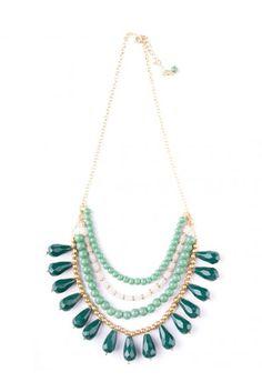 Šperky od Etikbutik Green Necklace, Turquoise Necklace, Jewelry, Jewlery, Jewerly, Schmuck, Jewels, Jewelery, Fine Jewelry
