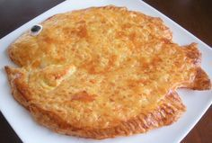 Hojaldre de langostinos Tapas, Sin Gluten, Creative Food, Macaroni And Cheese, Food To Make, Seafood, Appetizers, Food And Drink, Favorite Recipes