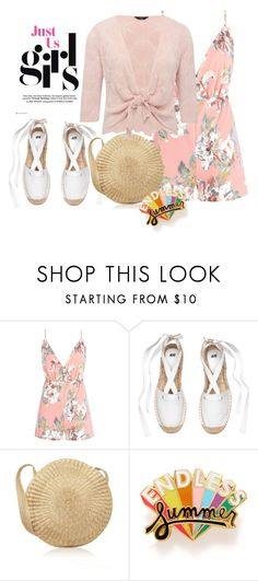 """Без названия #471"" by jujik85 ❤ liked on Polyvore featuring Boohoo, ban.do and M&Co"