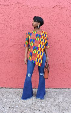 kitenge designs Fabric is non-stretch African Dresses For Kids, Latest African Fashion Dresses, African Print Dresses, African Print Fashion, Africa Fashion, African Style Clothing, Clothing Styles, African Attire, African Wear