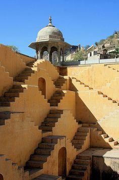 Amer Village . Rajasthan