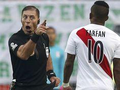 Perú vs. Chile: Néstor Pitana será el árbitro en partido por Eliminatorias a Rusia 2018. Libero.pe, Octubre 2015