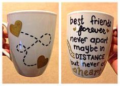 My own take on DIY Sharpie Mugs! #sharpie #mug #diy