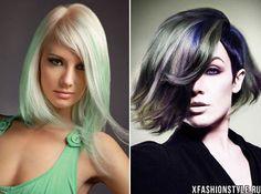 Модные стрижки на средние волосы 2015