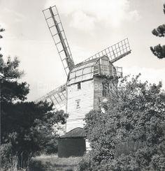 Holton Windmill, Suffolk - Large 1964 Photograph | eBay