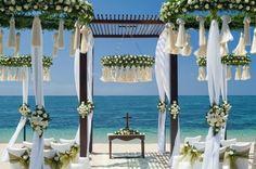 Bali Wedding Packages-St Regis Bali Resort The absolute dream Beach Ceremony, Wedding Ceremony, Wedding Venues, Wedding Ideas, Wedding Inspiration, Wedding Stage, Wedding Pins, Wedding Trends, Bali Resort