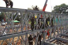 Con una historia que se remonta a 1854, Waagner-Biro Bridge Systems AG es un proveedor de gama completa en el