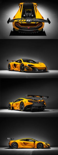 2016 factory driver plans confirmed as McLaren 650S GT3 heads to the Geneva Motor Show.
