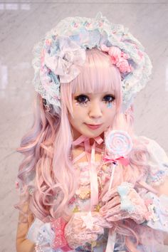 Angelic Pretty DecoLoli