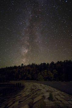 Acadia Night Sky Festival in Bar Harbor, Maine