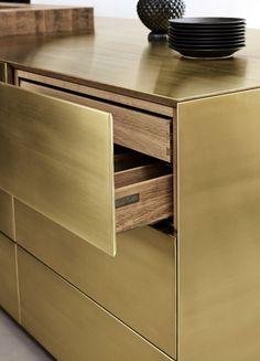 COCOON modern kitchen design inspiration http://bycocoon.com | interior design | inox stainless steel kitchen taps | kitchen design | project design & renovations | RVS design keukenkranen | Dutch Designer Brand COCOON