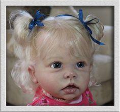 TINKERBELL NURSERY Helen Jalland reborn baby doll PROTOTYPE Tippi Linda Murray