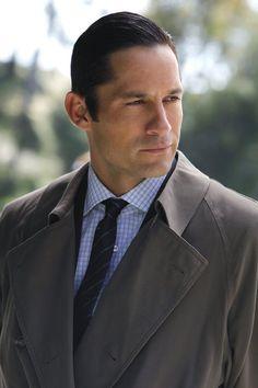 """CIA"" Ray Cruz - A CIA agent who messed up. He was in love with Ziva. Ncis Season 1, Anthony Dinozzo, Gary Dourdan, Ncis Gibbs Rules, Ncis Cast, Gaspard Ulliel, Omari Hardwick, The Originals Tv, Michael Weatherly"