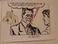 Raymond Pettibon   The Best of the Music & Art Scene In New York
