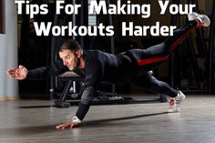 Tips For Making Your Workouts Harder | Gym Flow 100