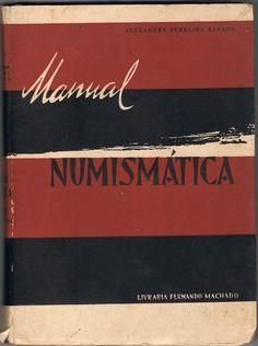 Manual Numismática, Manual do Coleccionador,   VITALIVROS