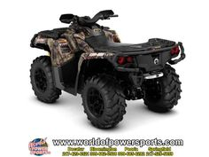 New 2016 Can-Am OUTLANDER OUTLANDER 850 XT ATVs For Sale in Illinois. 2016 Can-Am OUTLANDER OUTLANDER 850 XT, New 2016 CAN-AM OUTLANDER 850 XT ATV owned by our Peoria store and located in PEORIA. Give our sales team a call today - or fill out the contact form below.