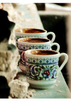 Turkish Coffee ☪