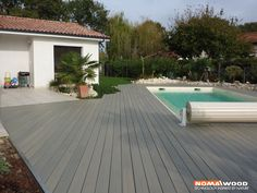 Because NOMAWOOD® combines good looks, functionality and reliability #decking