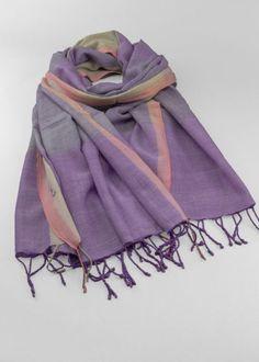 Handgewebtes Tuch aus Baumwolle. In Indien auf einem mechanischen Webstuhl gewebt. Rock, Fair Trade, Fashion, Indian, Woven Chair, Loom, Weaving, Clothing, Cotton