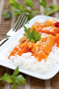 TV chef Ken Hom's recipe for Chinese Sweet and Sour Chicken