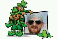 MAY ALL B IRISH N FREE FOR THE DAY