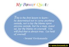 Powerful Quotes, Blame, Stand Up, Hold On, The Outsiders, Website, Learning, Get Up, Naruto Sad